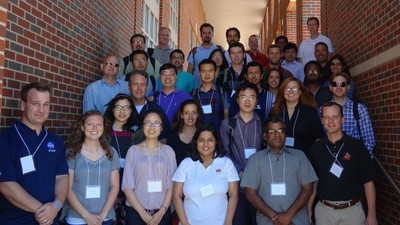 2014 MOISST workshop participants